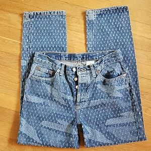 RARE   Gap vintage USA♥buttonfly jeans